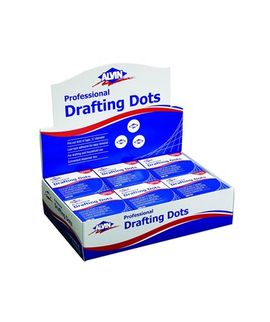 DRAFTING DOTS-500/ROLL DM123