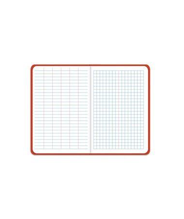 "Engineers Field Book Standard Size, Casebound 4x4 (4-5/8"" × 7-1/4"")"
