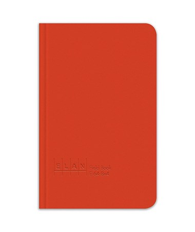 "Engineers Field Book Standard Size, Casebound 8x4 (4-5/8"" × 7-1/4"")"