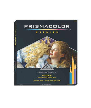 Prismacolor Premier Verithin Colored Pencil Set E796