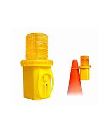 Eastern Metal Traffic Cone Light EASUCW6S