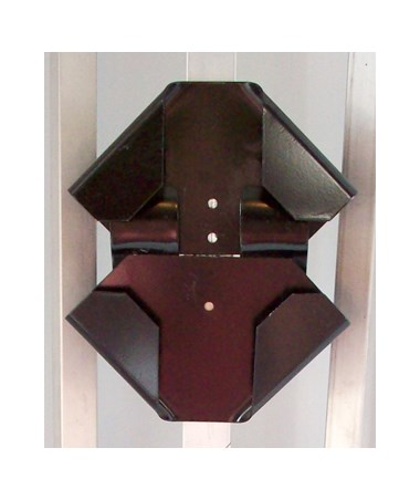 Eastern Metal X-600 Wind-Deflectable Full Size X-Stand Rigid Bracket EASX-601-KL-
