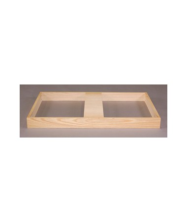 SMI Oak Base for 24 x 36 SDG Plan File 2436-FB-SDG