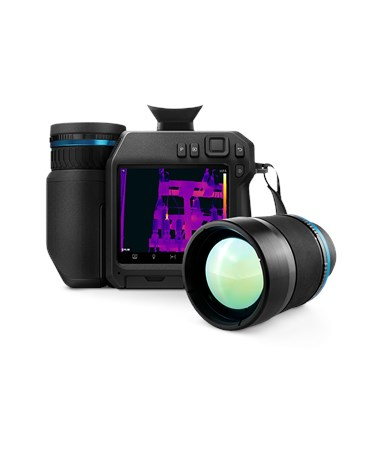T840 Thermal Camera with Viewfinder FLI82501-0201-