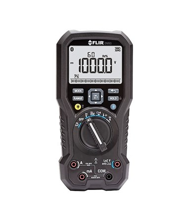 FLIR High Accuracy Digital Multimeter with VFD mode FLIDM93-