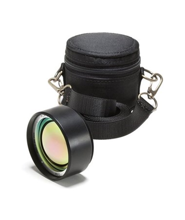 Flir T198059 Close-Up IR Lens for T600 Series Professional Thermal Camera 2.9x Magnification, 50 µm Spatial Resolution