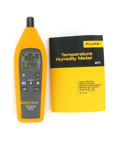 Fluke 971 Temperature and Humidity Meter FLU2418208