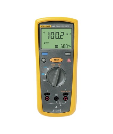 Fluke 1503/1507 Series Insulation Resistance Tester FLU2427883-