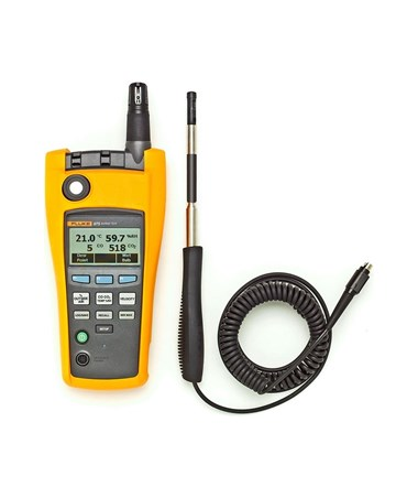 Fluke 975V AirMeter with Velocity Probe FLU2666111