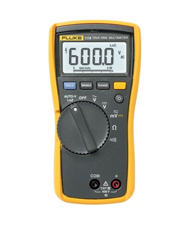 Fluke 114 True-RMS Electrician's Digital Multimeter FLU2538783