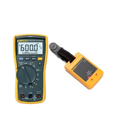 Fluke 117/PRV240 Electricians Digital Multimeter with Proving Unit Kit FLU4636971