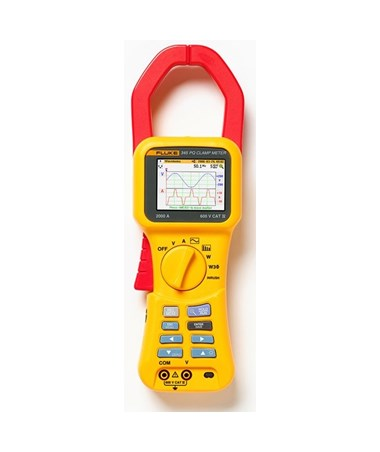 Fluke 345 Power Quality Clamp Meter FLU2584181
