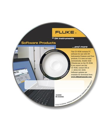 Software License for Fluke 1750 Power Recorder FLU2673937-