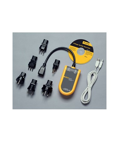 Fluke VR1710 Single-Phase Voltage Quality Recorder FLU3030923