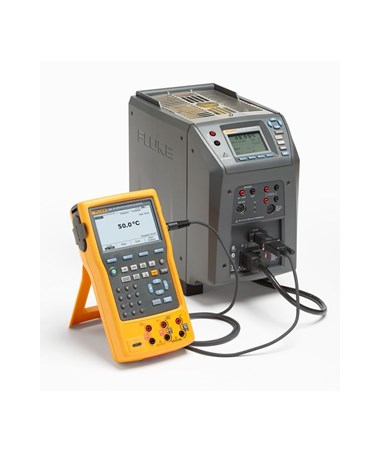 Fluke 9143 Series Medium-Temperature Field Metrology Dry-Well FLU3054724-