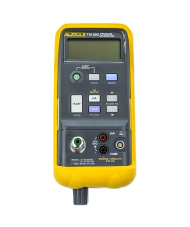 Fluke 719 Electric Pressure Calibrator FLU3315332-