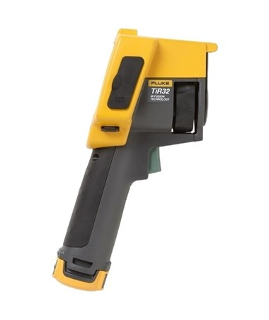 Fluke TiR32 60Hz Series Building Diagnostics Thermal Imager, 320 x 240 IR Resolution FLU3472372
