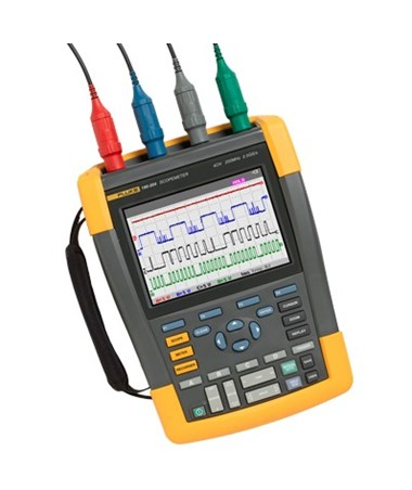 Fluke 190 Series II Colored ScopeMeter FLU4025180-