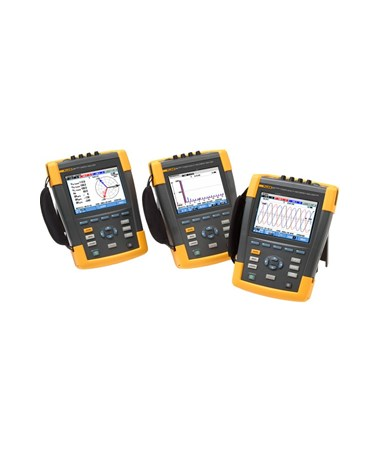 Fluke 430 Series 3-Phase Power Quality and Energy Analyzers FLU4116650-