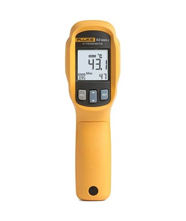 Fluke 62 MAX+ Dual Laser Infrared Thermometer FLU4130488