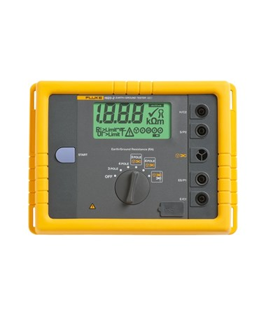 Fluke 1620-2 Series GEO Earth Ground Tester FLU4325155-