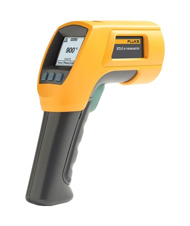 Fluke 572-2 High-Temperature Dual Laser Infrared Thermometer FLU4328074