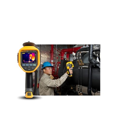 Fluke Ti Series 60-Hertz Thermal Imager FLU4335306-