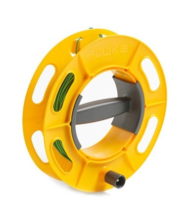 Green Cable Reel for Fluke 1620 Series Earth Ground Tester, 25 Meters FLU4343746