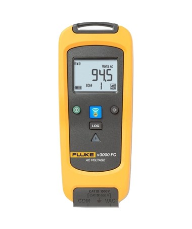 Fluke v3000 FC Wireless AC Voltage Meter FLU4401556-