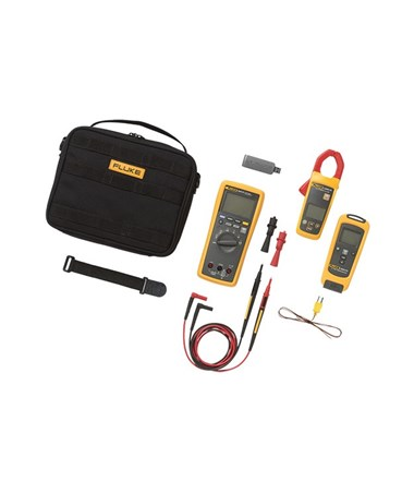Fluke FLK-3000 FC Wireless Multimeter HVAC System Kit FLU4465607