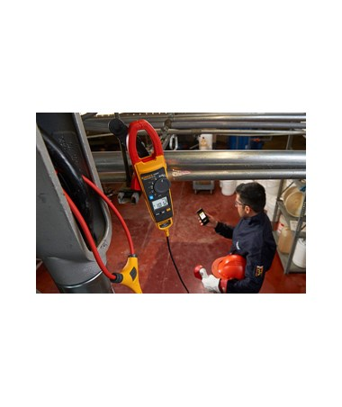 Fluke 370 FC Series AC/DC Wireless Clamp Meter FLU4696001-