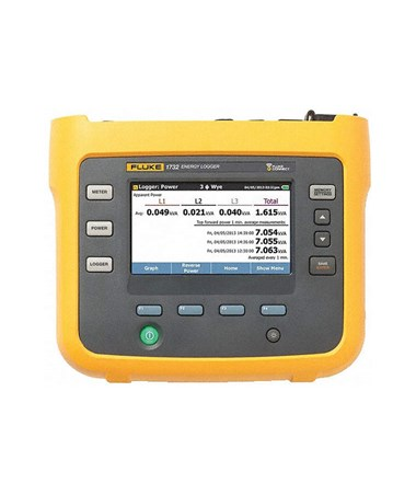 Fluke 1732/1734 3-Phase Electrical Energy Logger FLU4706566-