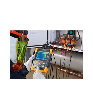 Fluke 438-II Power Quality and Motor Analyzer FLU4778990-