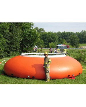 Self-Supporting Frameless Collapsible Water Tank (Forest Service Model) FOLSSTFS50025FNST