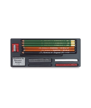 General's Essential Tools Drawing Class Kit G1