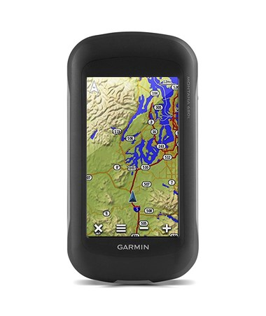 Garmin Montana 680t Handheld GPS Navigator w/ Camera & Preloaded Maps 010-01534-11