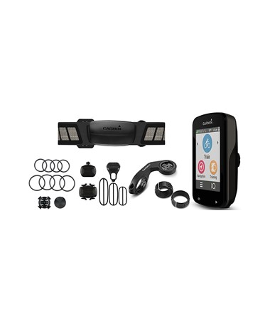 Garmin Edge 820 GPS Navigator Bundle 010-01626-01