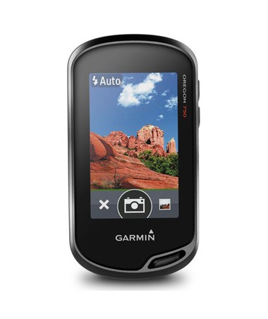 Garmin Oregon 750 Handheld GPS Navigator with Camera 010-01672-20