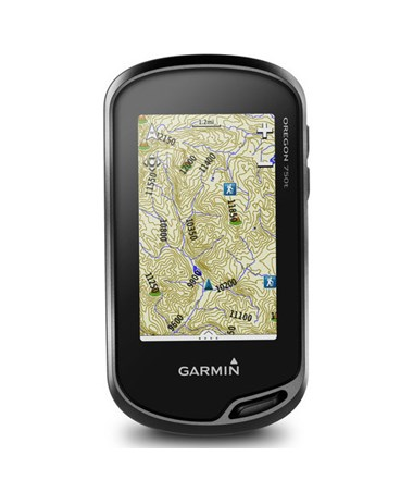 Garmin Oregon 750t Handheld GPS Navigator with Camera & Preloaded Maps 010-01672-30