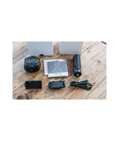 Garmin VIRB 360 Action Camera with Voice Control GAR010-01743-00