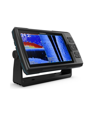 "Garmin 9"" Striker Plus 9sv GPS Fishfinder With CV52HW-TM Transducer 010-01875-00"