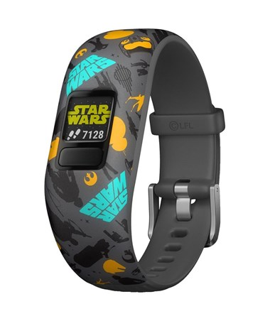 Garmin Vivofit Jr. 2 Activity Tracker w/ Adjustable Star Wars The Resistance Band 010-01909-31