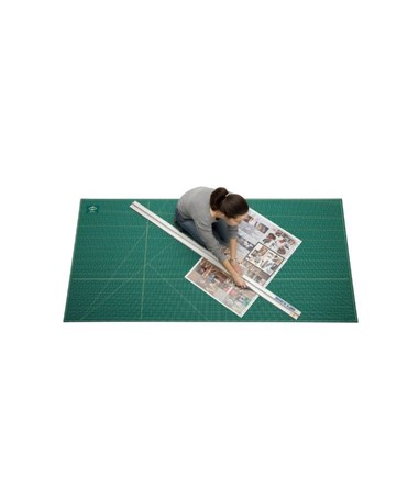Alvin GBM Series Green/Black Cutting Mat GBM40800