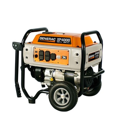 Generac XP4000 Portable Generator with Portability Kit (Model 5965)