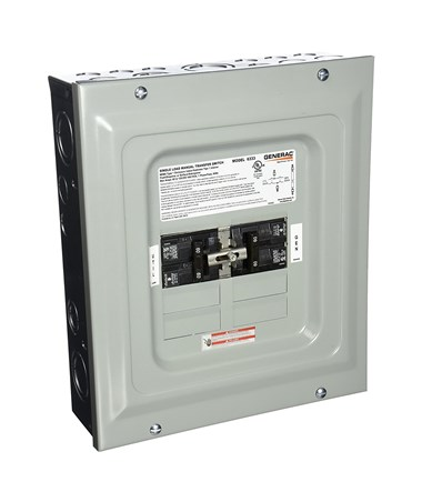 Generac Single Load Manual Transfer Switch w/ NEMA 1 Enclosure GEN6333-