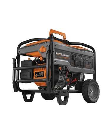 Generac XC8000E Professional Series Portable Generator with CSA GEN6826