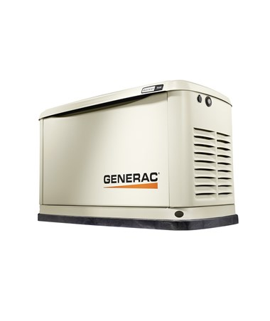 Generac 22/19.5kW Air-Cooled Standby Generator 7042