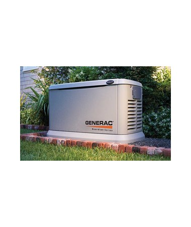 Generac 20/17kW Air-Cooled Standby Generator GEN7077
