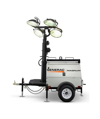 Generac MLT4060 Series Mobile Light Tower GENMLT4060M-STD-