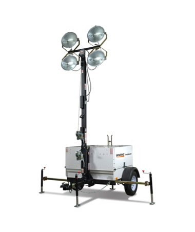 Generac MLT5080 Mobile Light Tower GENMLT5080K-STD-